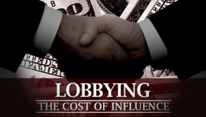 money lobbying